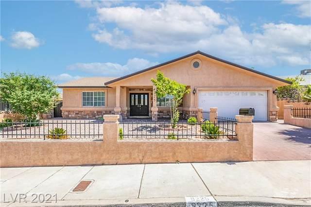 8225 Charles Turk Drive, Las Vegas, NV 89145 (MLS #2295560) :: Jeffrey Sabel