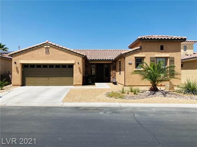 4412 Oasis Valley Avenue, North Las Vegas, NV 89085 (MLS #2295570) :: Lindstrom Radcliffe Group