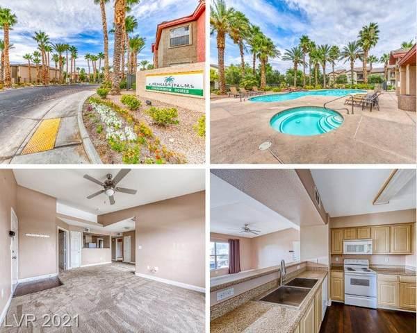 8000 Badura Avenue #2092, Las Vegas, NV 89113 (MLS #2295578) :: The Shear Team