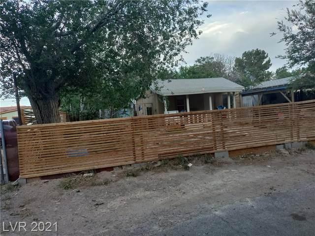 81 N 27th Street, Las Vegas, NV 89101 (MLS #2295580) :: The Shear Team