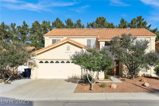 730 Rocky Trail Road, Henderson, NV 89014 (MLS #2295581) :: Lindstrom Radcliffe Group
