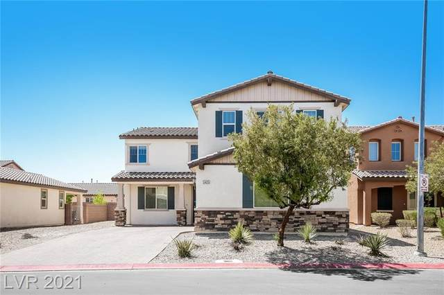 5425 Pride Mountain Street, North Las Vegas, NV 89031 (MLS #2295583) :: Lindstrom Radcliffe Group
