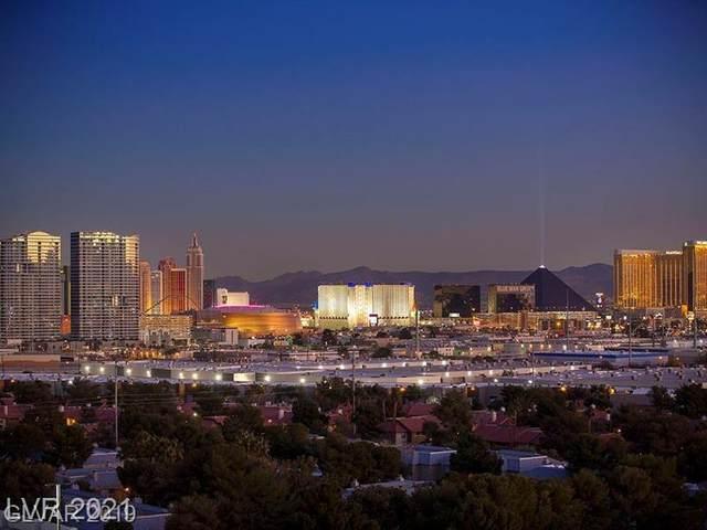 4381 W Flamingo Road #2010, Las Vegas, NV 89103 (MLS #2295590) :: Jeffrey Sabel