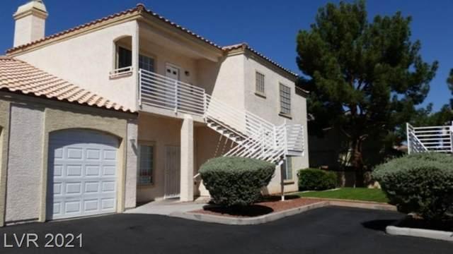 1900 N Torrey Pines Drive #116, Las Vegas, NV 89108 (MLS #2295625) :: Lindstrom Radcliffe Group