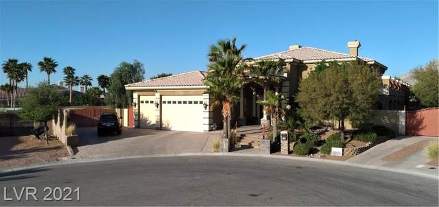 4815 Riley Street, Las Vegas, NV 89149 (MLS #2295633) :: Jeffrey Sabel