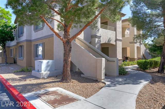 1720 Queen Victoria Street #102, Las Vegas, NV 89144 (MLS #2295635) :: Jeffrey Sabel