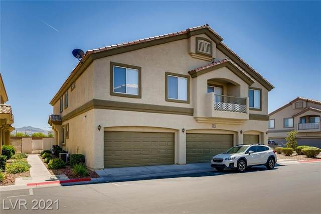 6225 Dan Blocker Avenue #103, Henderson, NV 89011 (MLS #2295642) :: Lindstrom Radcliffe Group
