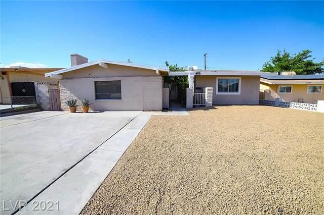 5916 Edrene Avenue, Las Vegas, NV 89108 (MLS #2295653) :: Lindstrom Radcliffe Group