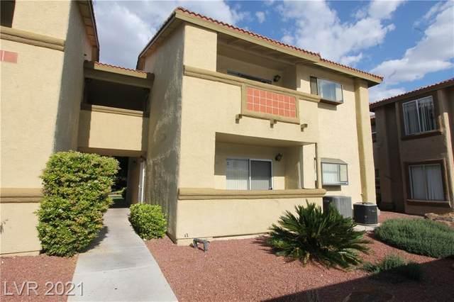 7300 Pirates Cove Road #1091, Las Vegas, NV 89145 (MLS #2295655) :: Galindo Group Real Estate