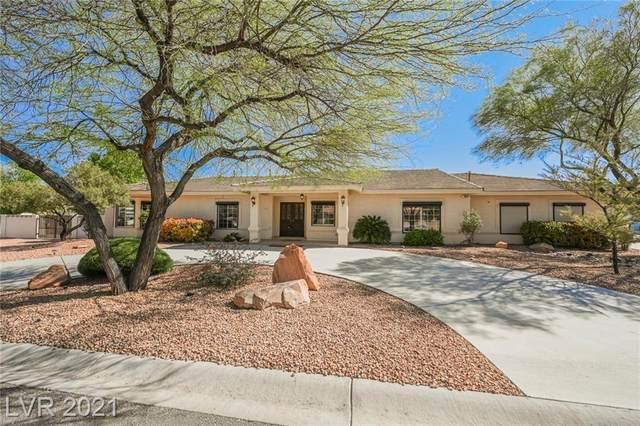3910 Quadrel Street, Las Vegas, NV 89129 (MLS #2295661) :: Lindstrom Radcliffe Group