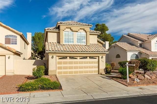5616 Dawnbreak Drive, Las Vegas, NV 89149 (MLS #2295703) :: Signature Real Estate Group