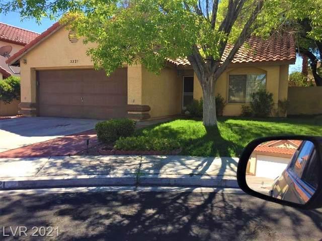 3321 Misty Cove Court, Las Vegas, NV 89117 (MLS #2295706) :: Vestuto Realty Group