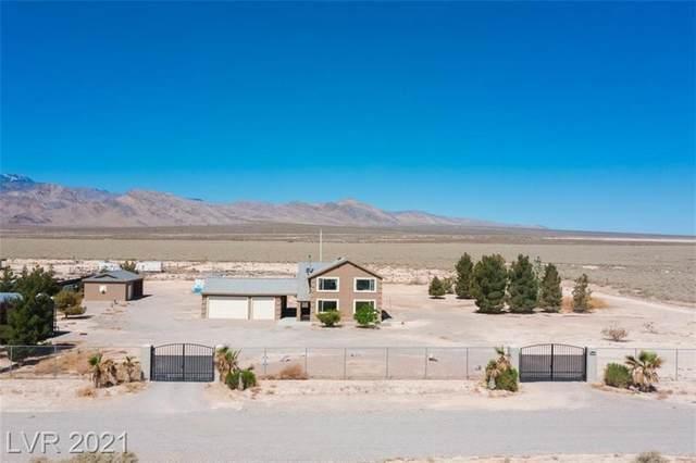 15275 Pugatz Street, Las Vegas, NV 89124 (MLS #2295711) :: Lindstrom Radcliffe Group