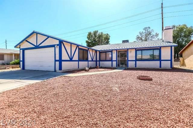 3731 Leisure Lane, Las Vegas, NV 89103 (MLS #2295713) :: Lindstrom Radcliffe Group