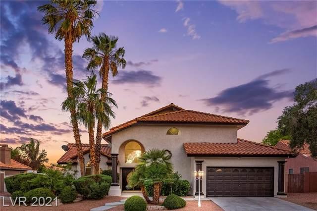 3909 Aram Court, Las Vegas, NV 89120 (MLS #2295714) :: Lindstrom Radcliffe Group