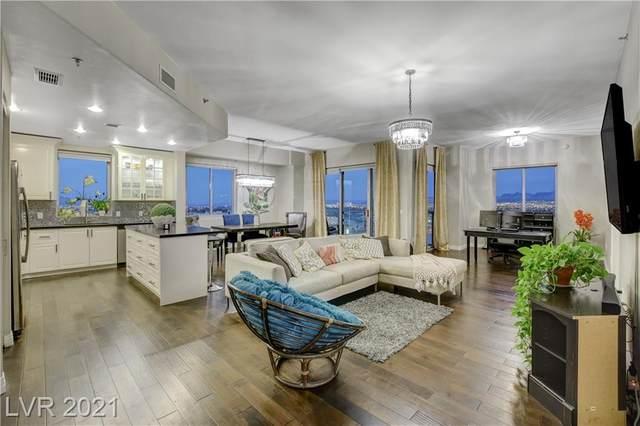 8255 S Las Vegas Boulevard #911, Las Vegas, NV 89123 (MLS #2295724) :: Galindo Group Real Estate