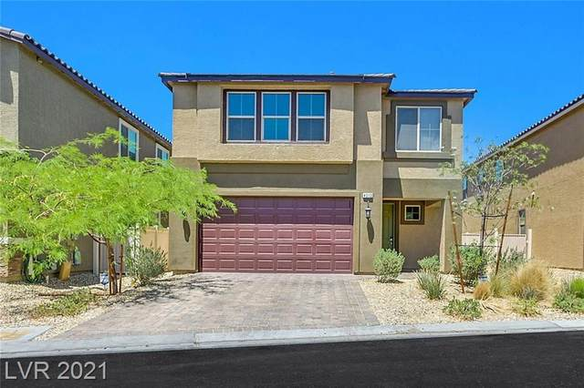 4012 Free Bird Crest Avenue, North Las Vegas, NV 89081 (MLS #2295731) :: Lindstrom Radcliffe Group