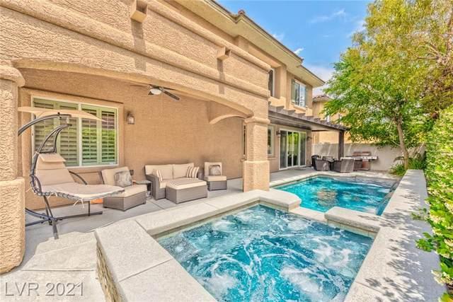 11429 Orazio Drive, Las Vegas, NV 89138 (MLS #2295752) :: Team Michele Dugan