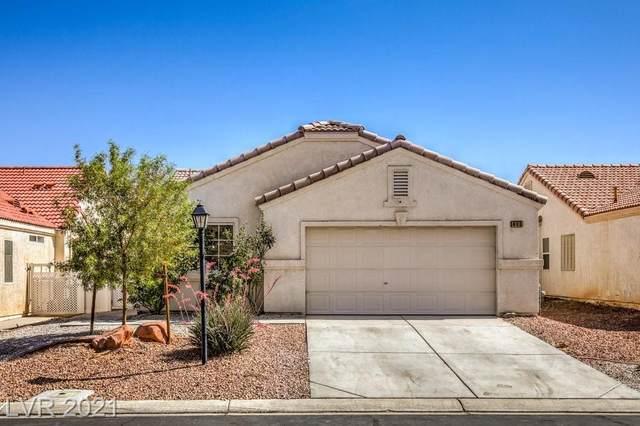 415 River Glider Avenue, North Las Vegas, NV 89084 (MLS #2295781) :: Lindstrom Radcliffe Group