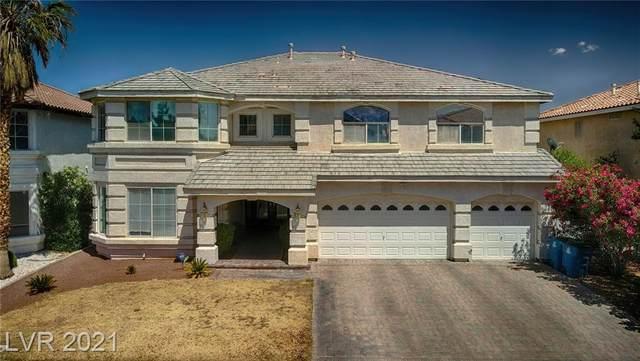 7620 Jacaranda Bay Street, Las Vegas, NV 89139 (MLS #2295783) :: Signature Real Estate Group