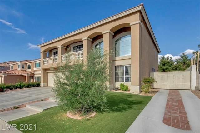 9684 Summer Cypress Street, Las Vegas, NV 89123 (MLS #2295786) :: Signature Real Estate Group