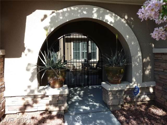 8301 Chapelle Court, Las Vegas, NV 89131 (MLS #2295804) :: Signature Real Estate Group
