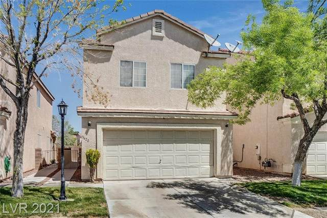 5620 Cactus Thorn Avenue, Las Vegas, NV 89118 (MLS #2295806) :: Lindstrom Radcliffe Group