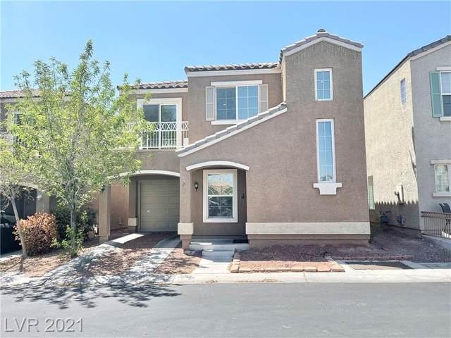6693 Oxendale Avenue, Las Vegas, NV 89139 (MLS #2295827) :: Signature Real Estate Group