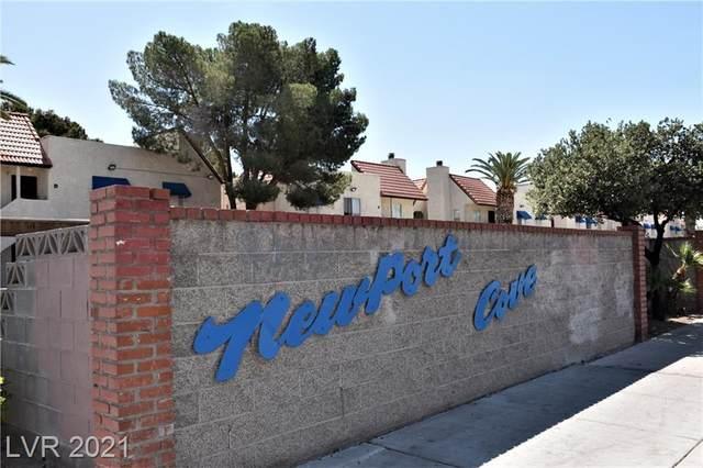 5080 Spencer Street A, Las Vegas, NV 89119 (MLS #2295830) :: Lindstrom Radcliffe Group