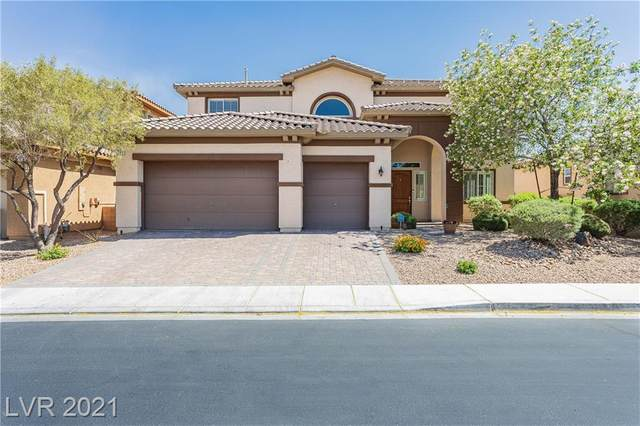 7283 Elessar Avenue, Las Vegas, NV 89178 (MLS #2295845) :: Lindstrom Radcliffe Group
