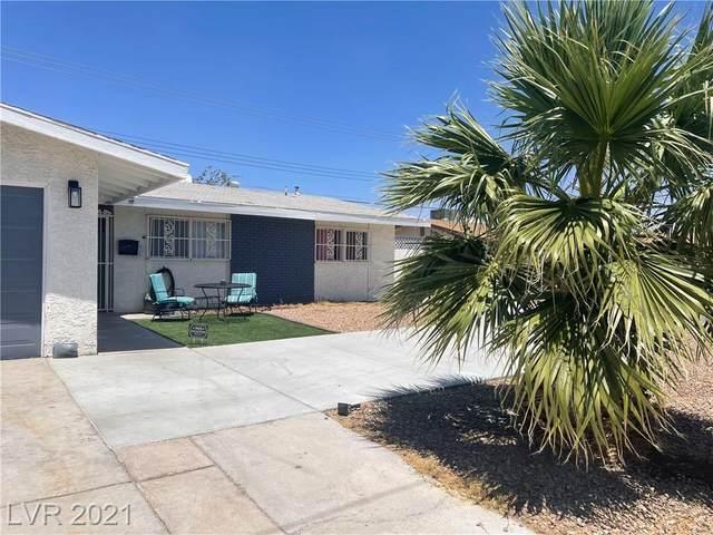 5134 Stampa Avenue, Las Vegas, NV 89146 (MLS #2295848) :: Lindstrom Radcliffe Group
