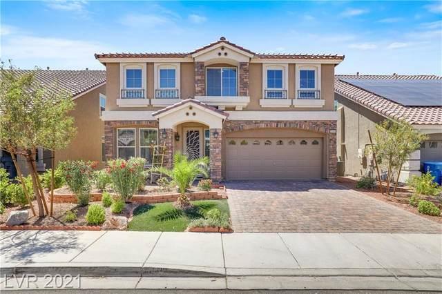 10591 Aphrodite Street, Las Vegas, NV 89183 (MLS #2295861) :: Signature Real Estate Group