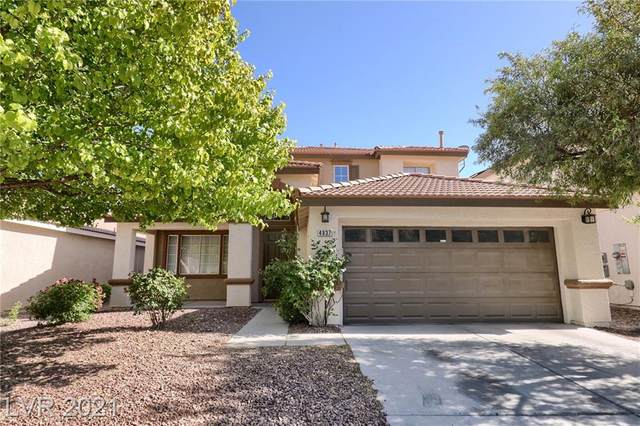 4837 Pounding Surf Avenue, Las Vegas, NV 89131 (MLS #2295865) :: Lindstrom Radcliffe Group