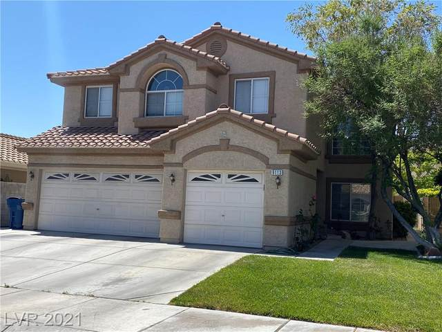 9113 Canyon Magic Avenue, Las Vegas, NV 89129 (MLS #2295866) :: Lindstrom Radcliffe Group