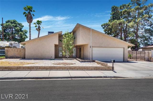 4361 E Chicago Avenue, Las Vegas, NV 89104 (MLS #2295867) :: Jeffrey Sabel