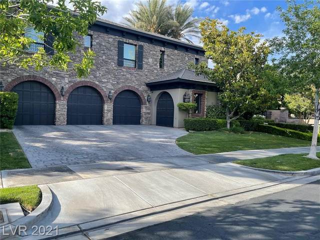 10908 Willow Heights Drive, Las Vegas, NV 89135 (MLS #2295881) :: ERA Brokers Consolidated / Sherman Group