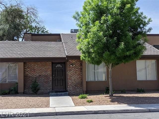 1453 Santa Anita Drive D, Las Vegas, NV 89119 (MLS #2295884) :: Signature Real Estate Group