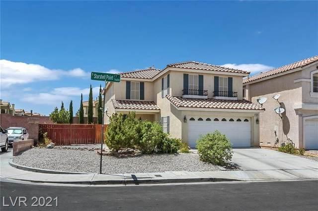 7673 Starshell Point Court, Las Vegas, NV 89139 (MLS #2295899) :: Team Michele Dugan