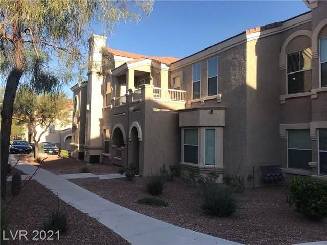 10550 W Alexander Road #2161, Las Vegas, NV 89129 (MLS #2295925) :: Jack Greenberg Group