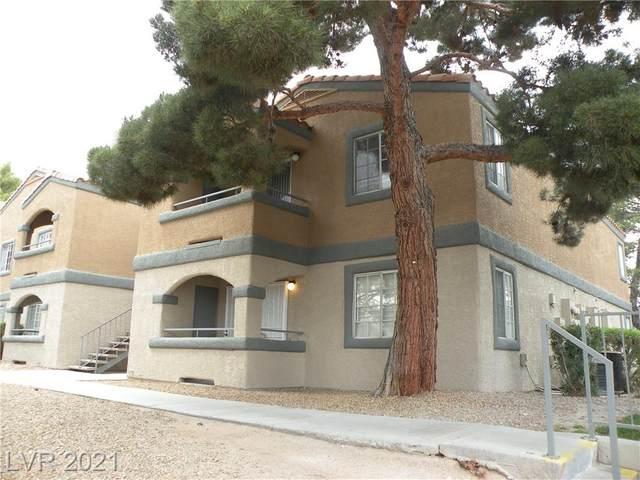 240 Mission Catalina Lane #208, Las Vegas, NV 89107 (MLS #2295949) :: Galindo Group Real Estate