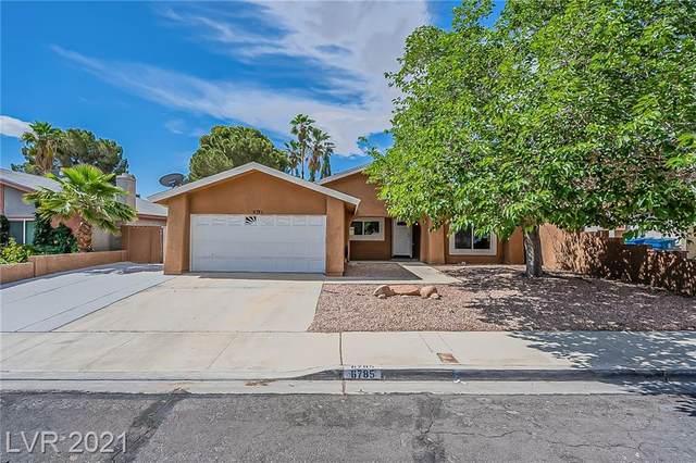 6785 Grandola Drive, Las Vegas, NV 89103 (MLS #2295950) :: Lindstrom Radcliffe Group