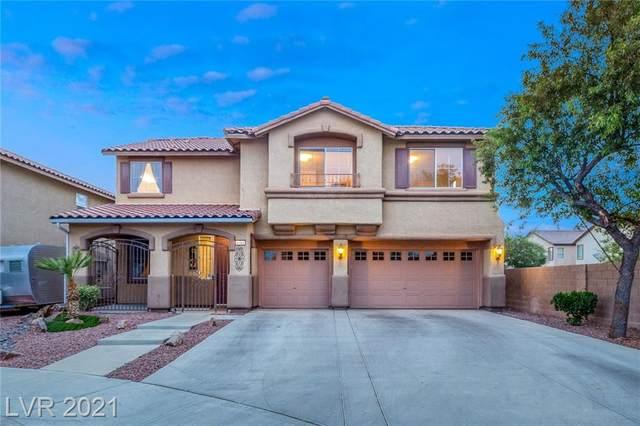 4133 Perfect Lure Street, Las Vegas, NV 89129 (MLS #2295955) :: Signature Real Estate Group