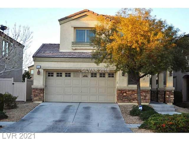 3648 Remington Grove Avenue, North Las Vegas, NV 89081 (MLS #2295958) :: Lindstrom Radcliffe Group
