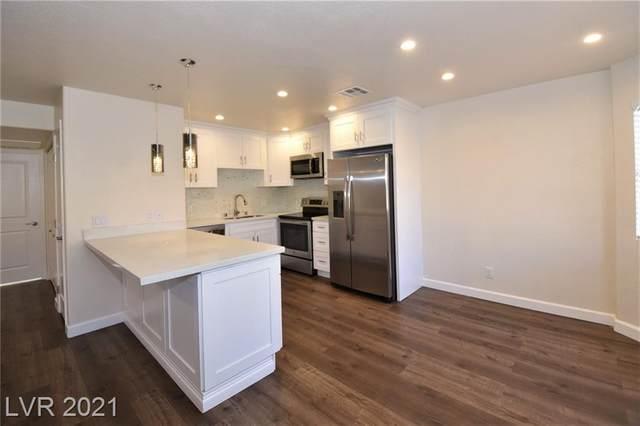 8410 Eldora Avenue #2027, Las Vegas, NV 89117 (MLS #2295961) :: Lindstrom Radcliffe Group
