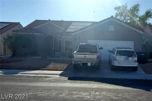 4202 Inglewood Point Street Street, North Las Vegas, NV 89032 (MLS #2295963) :: Lindstrom Radcliffe Group
