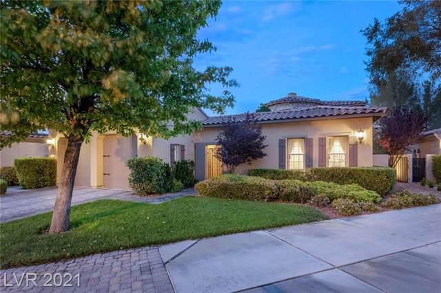 3290 Birchwood Park Circle, Las Vegas, NV 89141 (MLS #2295969) :: Signature Real Estate Group