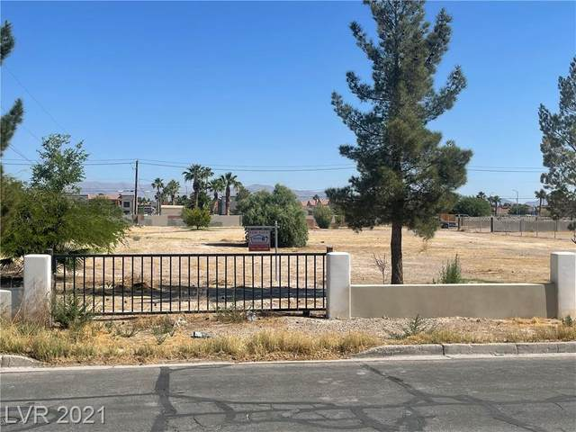 Van Buren, Las Vegas, NV 89110 (MLS #2295978) :: Lindstrom Radcliffe Group