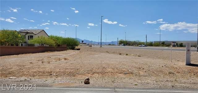 0 Westwind Road, Las Vegas, NV 89124 (MLS #2295981) :: Lindstrom Radcliffe Group