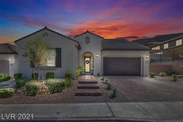 3477 Tarbena Drive, Las Vegas, NV 89141 (MLS #2295988) :: Vestuto Realty Group