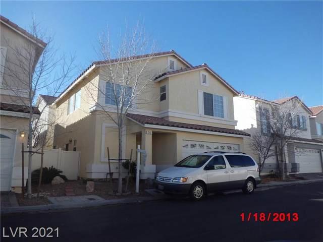 7243 Cestrum Road, Las Vegas, NV 89113 (MLS #2296000) :: Signature Real Estate Group